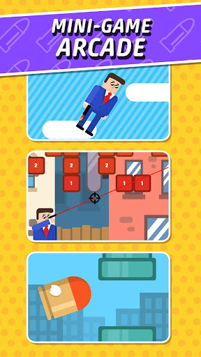 Mr Bullet - Spy Puzzles screenshots 4