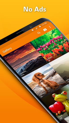 Simple Gallery - Photo and Video Manager &u00a0Editor  Screenshots 1