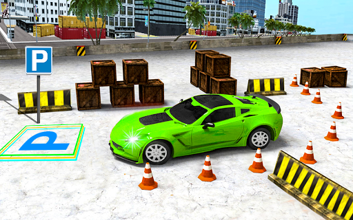 Furious Car Parking-Car Driving & Parking Game  screenshots 1
