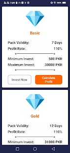 Trust Earning |The best Investment Company |Online Screenshot
