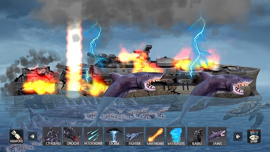 Ship Smash Simulator mod Apk 1.1 (Unlocked Weapons/Ships) 14