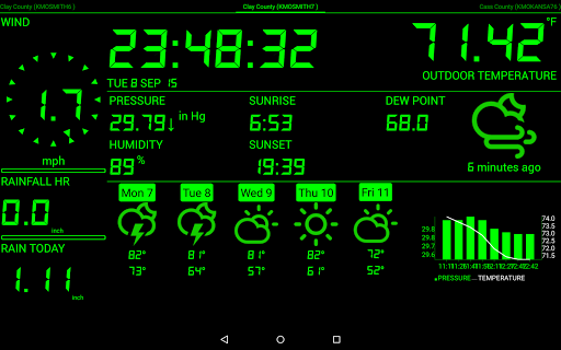 Weather Station 4.7.9 Screenshots 11