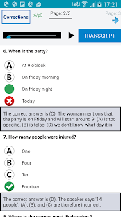 12 Bridge – TOEIC® Test With Complete Corrections