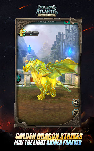 Dragons of Atlantis  screenshots 1