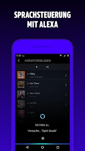 Amazon Music: Podcasts und beliebte Musik hören Screenshot
