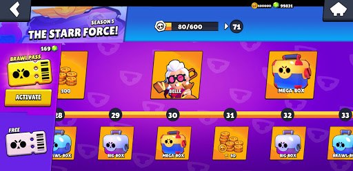 Box Simulator for Brawl Stars with Brawl Pass 5.4 screenshots 12