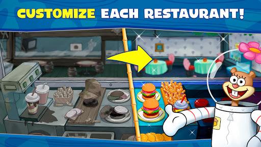 SpongeBob: Krusty Cook-Off 1.0.38 screenshots 5