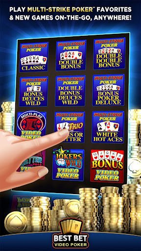 Best Bet Video Poker | Free Casino Poker Games 2.1.0 1