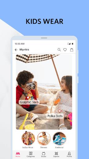 Myntra Online Shopping App - Shop Fashion & more apktram screenshots 7