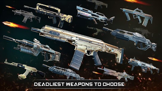Anti Terrorist Squad Shooting (ATSS) Mod Apk 0.7.1 (Unlocked Weapon) 4