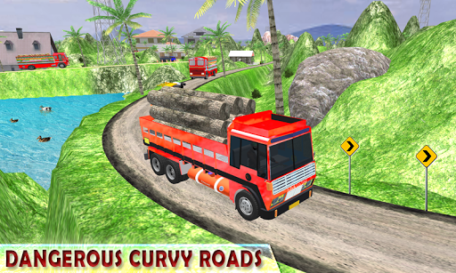 Indian Cargo Truck Driver Simulator 2020 1.18 screenshots 8