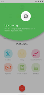 Memorigi: To-do List, Tasks, Calendar, & Reminders (PREMIUM) 5.0.33 Apk 5