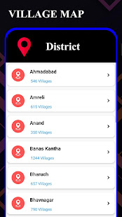 All Village Map With District : सभी गांव का नक्शा