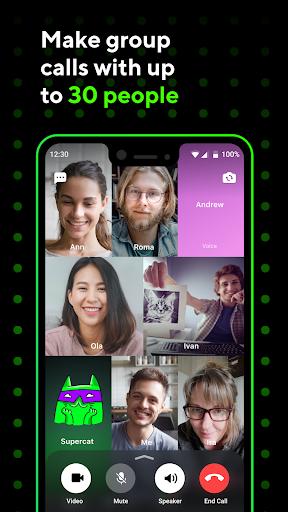 ICQ Messenger: Video Calling App & Chat Rooms 9.15.1(824727) Screenshots 4