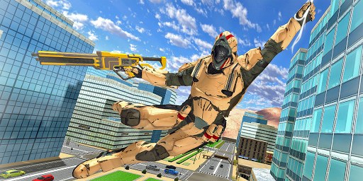 Super Hero Rope Crime City 1.09 screenshots 19