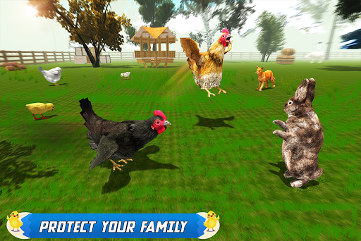 New Hen Family Simulator: Chicken Farming Games  screenshots 16