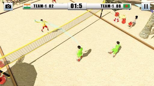 Volleyball 2021 - Offline Sports Games apkpoly screenshots 12