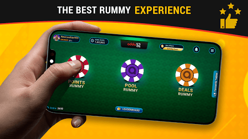 Adda52Rummy- Play Rummy Online  screenshots 2