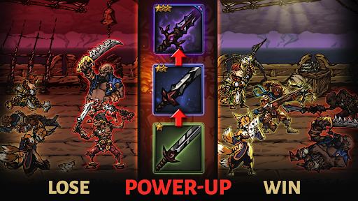 Darkest AFK - free Idle RPG offline & PVE Battler  screenshots 7