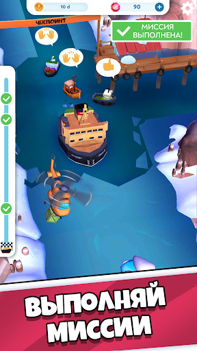 Icebreakers - idle clicker game about ships 0.88 screenshots 3