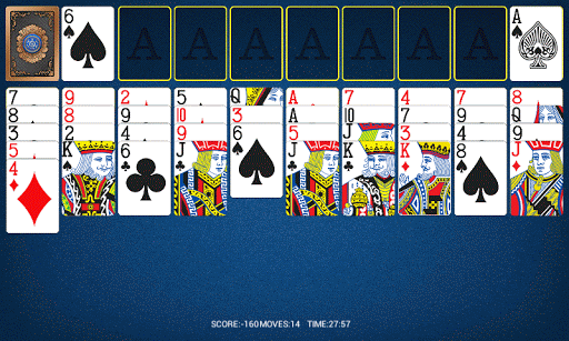 Solitaire Card Games HD screenshots 7