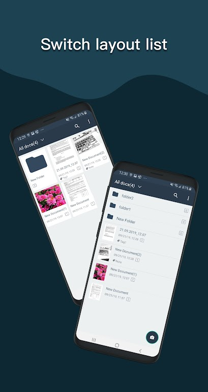 Simple Scan Pro - PDF scanner – Apps on Google Play poster 0