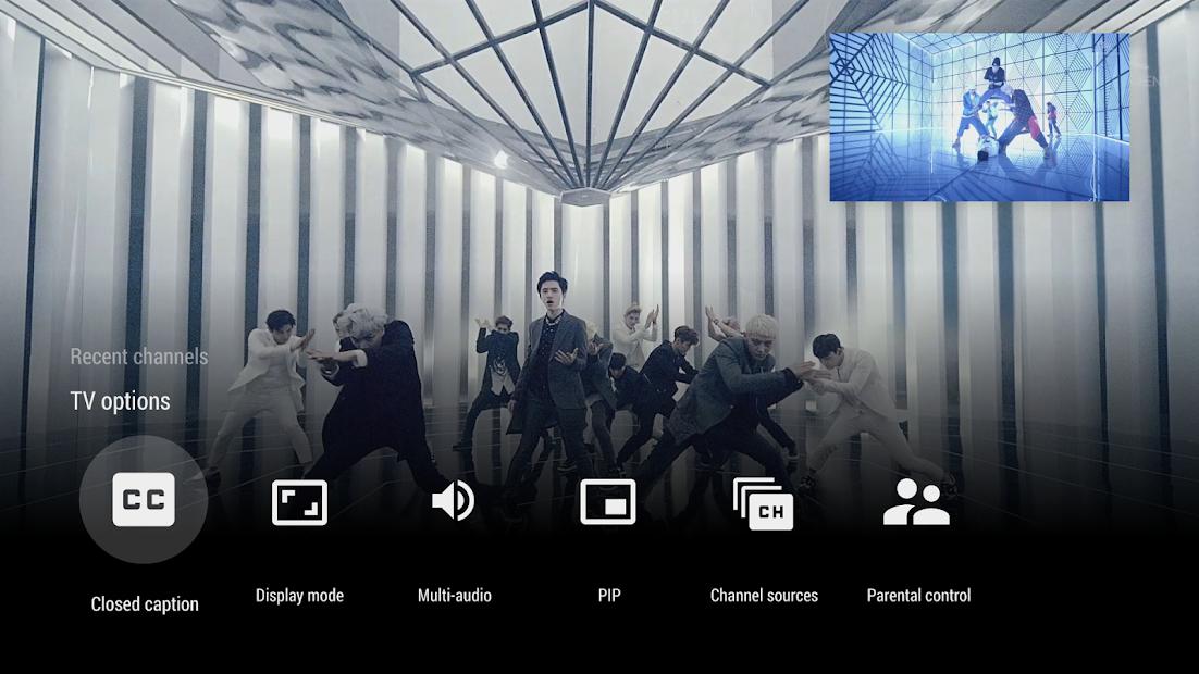 Live Channels screenshot 1