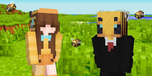 Buzzy Bees for Minecraft