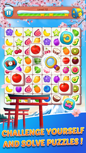 Tile Crush - Pair Matching & Brain Puzzle Game  screenshots 3
