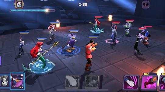 Disney Sorcerer's Arena MOD Apk (Always Win) Download 6