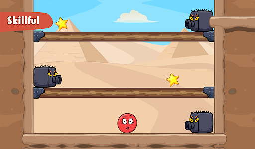 Bounce Ball 7 : Red Bounce Ball Adventure 1.3 screenshots 18