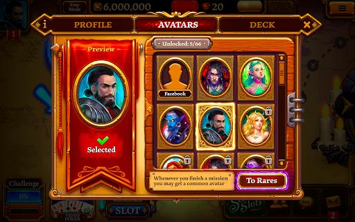 Play Free Online Poker Game - Scatter HoldEm Poker screenshots 13