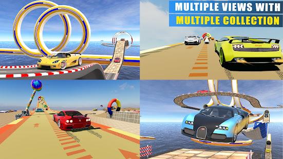 Nitro Cars gt Racing Airborne Apkfinish screenshots 5