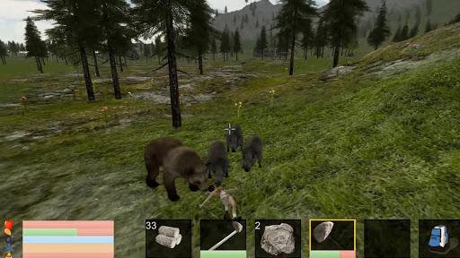 girl amazon survival screenshot 2