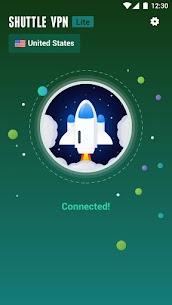 Shuttle VPN Lite – Smaller, Faster 3