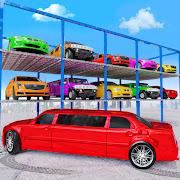 Limo Multi Level Car Parking Car Driving Simulator