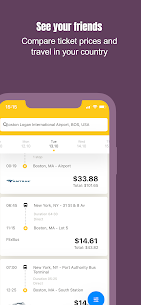 CheckMyBus: Compare and find cheap bus tickets 2.0.18 Mod + APK + Data [UPDATED] 2