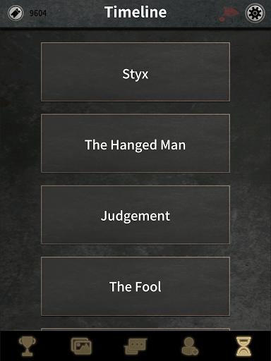 Argo's Choice: Visual Novel, Crime Adventure Game 1.2.9 screenshots 22
