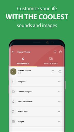 Free Music Ringtones modavailable screenshots 4