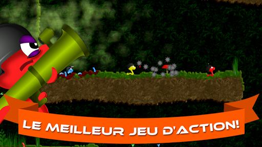 Code Triche Annélides: la guerre des vers (Astuce) APK MOD screenshots 5