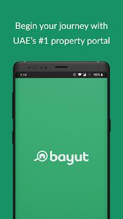 Bayut u2013 UAE Property Search 3.5.1 Screenshots 1