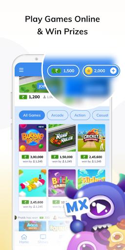 MX Player Online: Web Series, Games, Movies, Music 1.1.1 Screenshots 6
