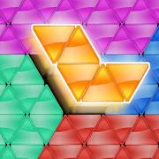 Block Triangle: Hexa Puzzle