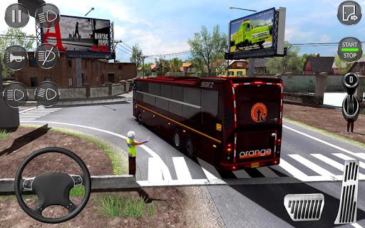 Euro Coach Bus Simulator 2020 : Bus Driving Games  Screenshots 6