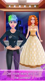美人コンテスト - メイクアップとファッションのコンテスト