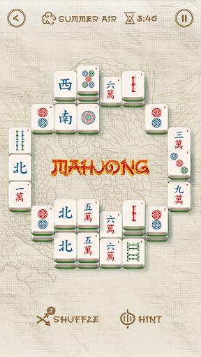 Easy Mahjong - classic pair matching game 0.4.62 screenshots 1