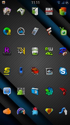 Cobalt Icon Pack  screenshots 5