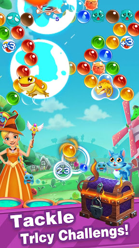 Bubble Shooter - Bubble Free Game 1.3.9 screenshots 5