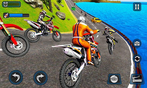 Dirt Bike Racing 2020: Snow Mountain Championship 1.0.8 screenshots 3