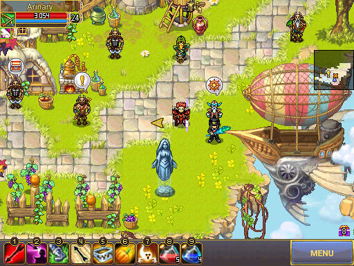 Warspear Online - Classic Pixel MMORPG (MMO, RPG) 9.1.1 Screenshots 24